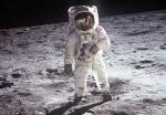 chegada do homem à lua