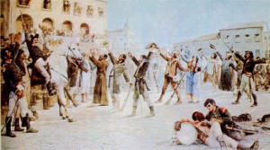 Morte do tambor Soledade, em Cachoeira, durante a Guerra da Independência