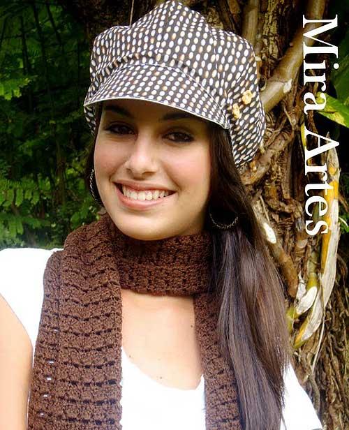 b8b236ff9edbf Boinas da coleção outono-inverno 2010 Mira Artes