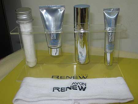 Kit Renew Clinical Dermocosmético Anti-Rugas Avon | foto: conversa de menina