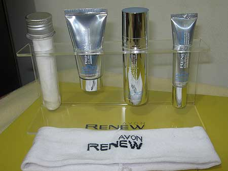 Kit Renew Clinical Dermocosmético Anti-Rugas Avon   foto: conversa de menina