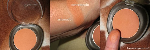 Blush Compacto Natura Aquarela Cor 2 | foto: conversa de menina