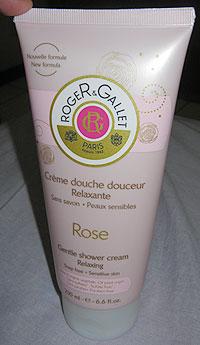Crème Douche Douceur Relaxante Roger & Gallet - Rose | foto: conversa de menina