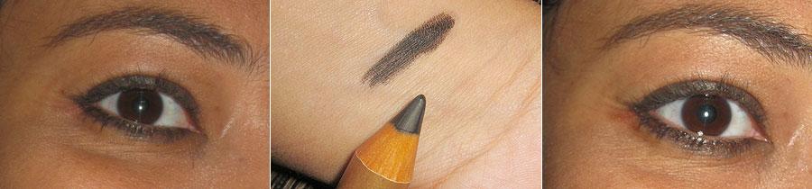 Lápis para Olhos Preto Intenso Natura Faces | foto: conversa de menina