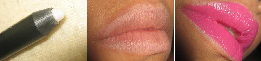 Lápis Labial Lip Liner Perfector da Make up For Ever | foto: conversa de menina
