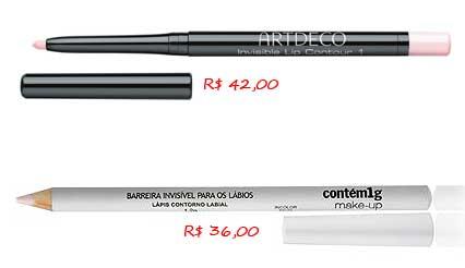 lápis labial