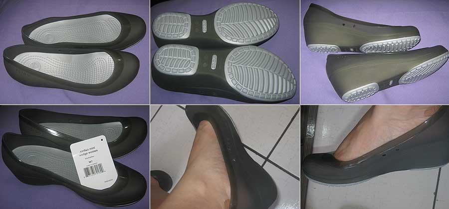 Sapato Carlisa Mini Wedge (Crocs) | Foto: Conversa de Menina