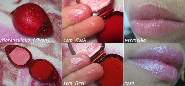 Brilho Moranguinho Avon ColorTrend | foto: conversa de menina